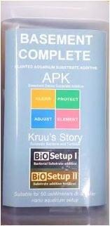 APK Basement Series Planted Aquarium Substrate Additives