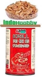 Azoo Krill Aquarium Fish Food