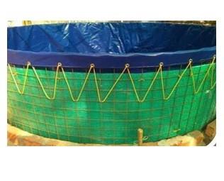 Heavy Duty Aquaculture Biofloc Water tank Tarpaulin