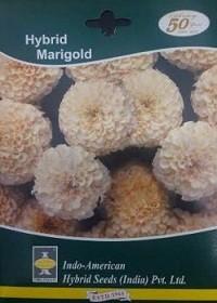Hybrid Marigold Flower Seeds | buy Imported garden flowers