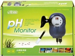 ISTA pH Monitor Aquarium Water Testing Accessories