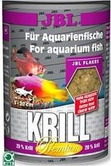JBL Krill Premium Aquarium Fish Flake Food