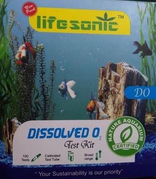 Lifesonic Dissolved Oxygen Test Kit