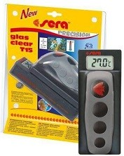 SERA Digital Thermometer Glass Magnet