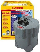 Sera Fil Bioactive External Aquarium Filter 130 Plus UV