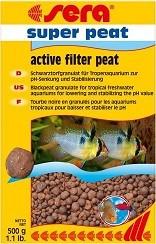 Sera Super Peat Aquarium Water Conditioning Media