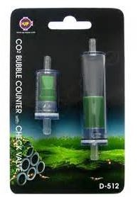 UP Planted Aquarium CO2 Bubble Counter And Check Valve
