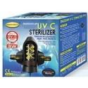 Huey Hung UV Aquarium sterilizer Filtration Accessories