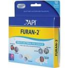 API Furan Two Aquarium Fish Treatment Powder