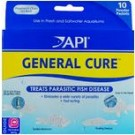 API General Cure Aquarium Fish Treatment Powder