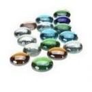 Aquarium Shiny Glass Pebbles