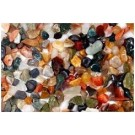 Agate Mixed Colored Aquarium Decoration Gravels