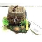 Fish Tank Ornament Fish Basket