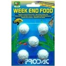 Prodac Week End Aquarium Fish Food Tablets