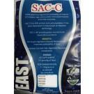 SAC C Dried Yeast Gut Regulators Natural Feed Probiotic