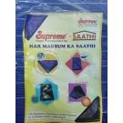 Supreme Saathi 100 Micron Plastic Shade Tarpaulin