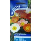 Suttons Iceland Poppy Seeds
