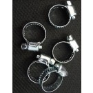 Twelve PC Air And Water Pipe Medium Size Joint Adjustment Ring