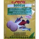 Two Pack Sera Holiday Fish Food